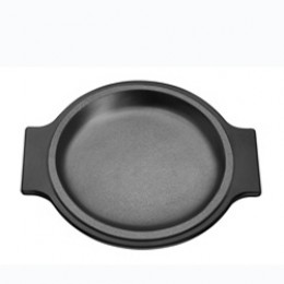 Tomlinson  Round Deep Dish Dinner Platter, 7.5