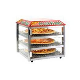 Tomlinson 1023226 Pizza & Snack Merchandiser