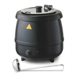Tomlinson Glenray Kettle 10.5 Quart 120V Black