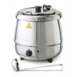 Tomlinson Glenray Kettle 10.5 Quart 120V Stainless Steel