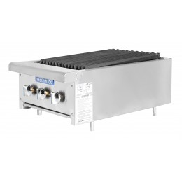 Turbo Air TARB-18 Radiance Charbroiler Natural Gas 18