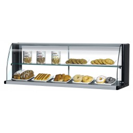 Turbo Air TOMD-60-HB Top Display Dry Case with 1 Shelf for TOM-60S/L