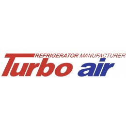 Turbo Air SAKURA-50-R Sakura Refrigerated Sushi Case 4 ft Long, Right Mounted Compressor