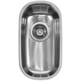 UKINOX D210 Undermount Single Bowl Stainless Steel Kitchen Sink