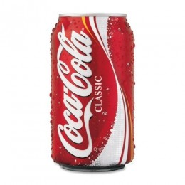Coca Cola Classic Cans, 12 oz Each, 24 Total