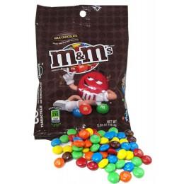M & M's Milk Chocolate Peg Bags, 5.3 oz Each, 12 Bags Each