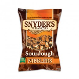 Snyder's Fat Free Nibblers, 1.5 oz Each, 60 Bags Total