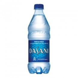 Dasani Water, 20 oz Each, 24 Total