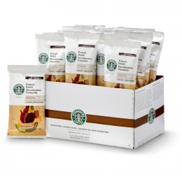 Starbucks French Roast Coffee Portion Pack, 2.5 oz ea. 72 Total