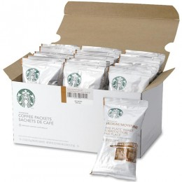 Starbucks Pike Place Coffee Portion Pack, 2.5 oz ea. 72 Total