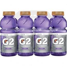 Gatorade G2 Sport Grape 12 oz Each Bottle, 24 Bottles Total