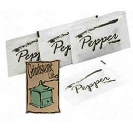 Grindstone Pepper Packet, 3000 Total