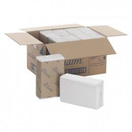 Georgia-Pacific Acclaim 20603 White CFold Paper Towel 10 Packs Total