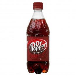 Dr Pepper, 20 oz Each, 24 Total