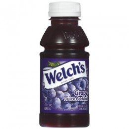 Welch's Grape Cocktail, 16 oz Each, 12 Bottles Total