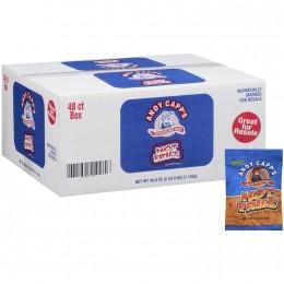 Andy Capp Cheddar Fries, .85 oz Each, 72 Bags Total