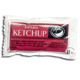 Vistar Ketchup Packet, 7 gm Each, 500 Packets Total
