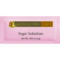 Grindstone Pink Packet Sweetener 0.035 oz Each Packet, 2000 Packets Total