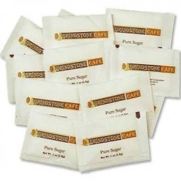 Grindstone Sugar Packets 0.1 oz Each Packet, 2000 Packets Total