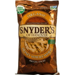 Snyder's Honey Wheat Sticks, 1.75 oz Each, 48 Bags Total