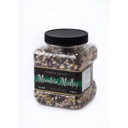Wabash 41087 Premium Popcorn  - Mountain Medley 14 oz Jar