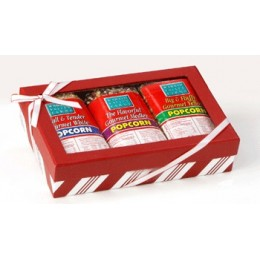 Wabash 45040 Classic Fresh from the Farm Striped Box Gift Set