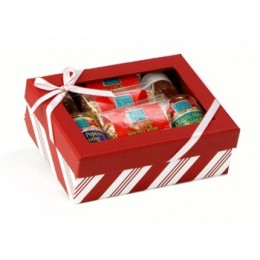 Wabash 45045 Classic Complete Popcorn Striped Box Gift Set