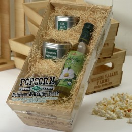 Wabash 45067 All Natural Popcorn Gift Set