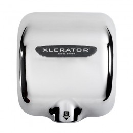 Xlerator XL-C Automatic Surface-Mounted, Cast Cover, Chrome Plated 120V